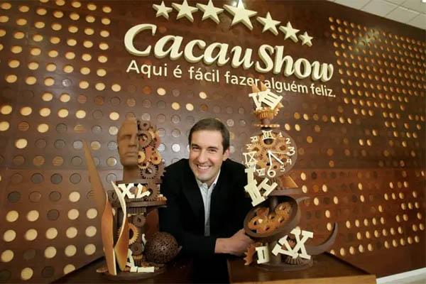 A história de sucesso de Ale Costa e da Cacau Show