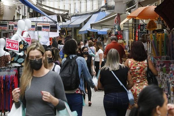 Economia Intenção de compra cresce 0,68% no 4º trimestre, diz pesquisa
